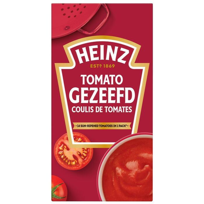 Tomaten gezeefd (520g)