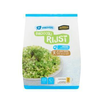 Jumbo Broccolirijst Vriesvers 600 g (600g)