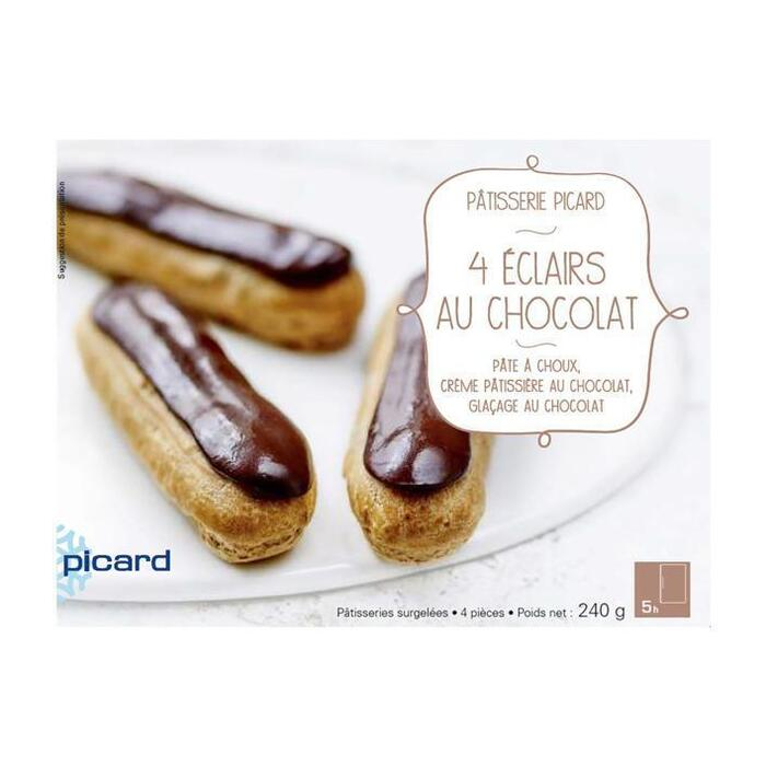 Picard Eclairs chocolade