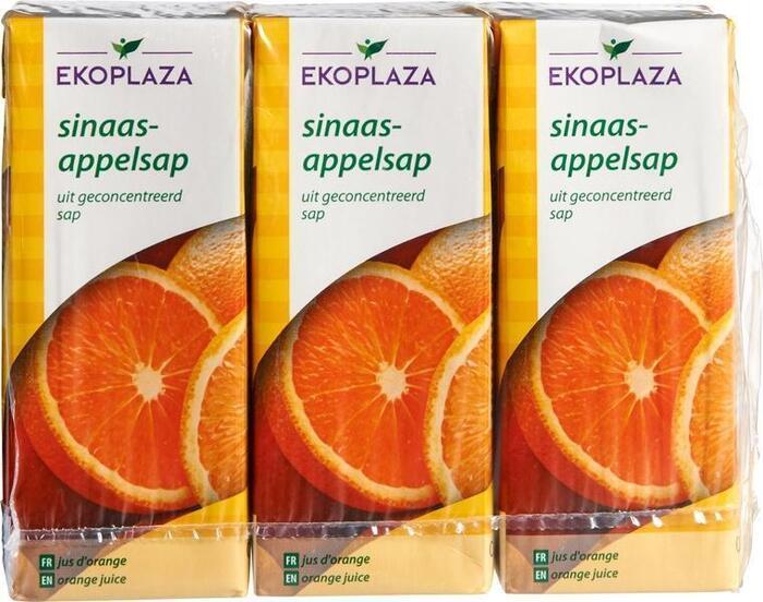 Sinaasappelsap (pak, 1.2L)