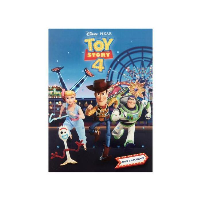 Disney Pixar Toy Story 4 Milk Chocolate 24 Stuks 65 g (65g)