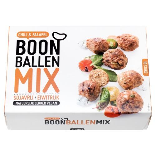 Boon Chili & Falafel Ballen Mix 10 Stuks 170g (170g)