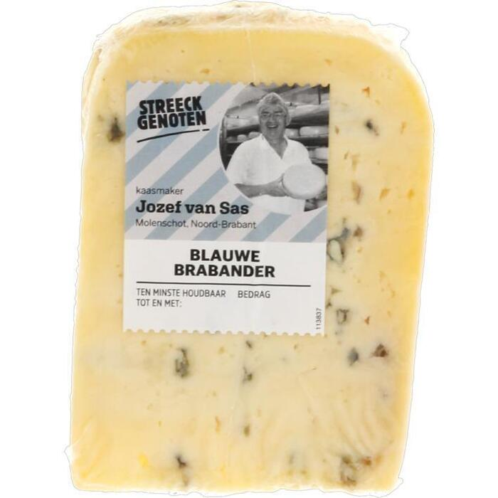 Streeckgenoten Brabantse blauwaderkaas 60+ (145g)