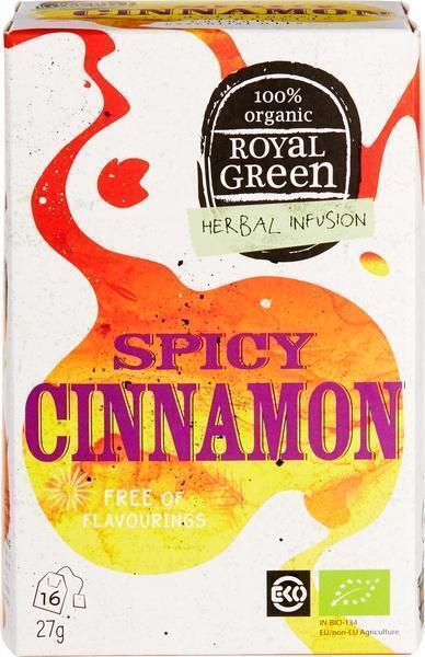 Spicy Cinnamon