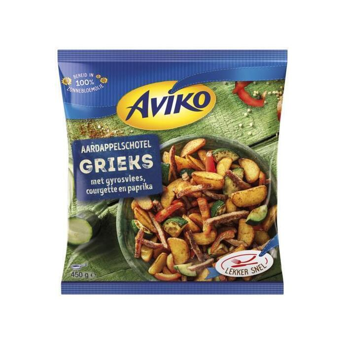 Aviko Griekse Aardappelschotel 450g (450g)