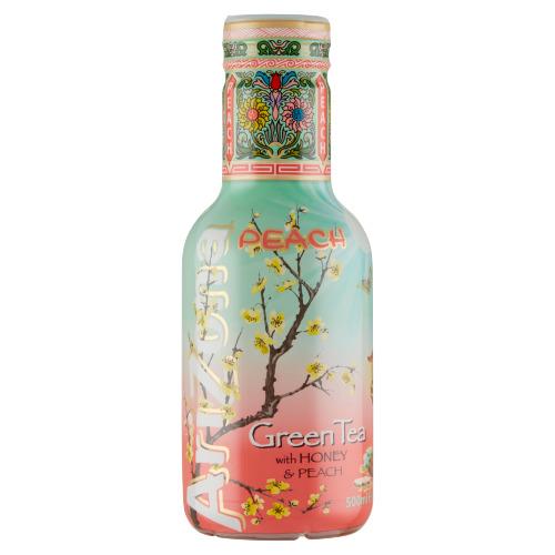 Arizona Green tea peach (0.5L)