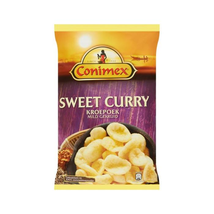 Conimex Kroepoek Sweet Curry 75g (75g)
