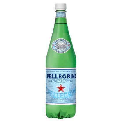 S. Pelligrino Bruisend Mineraalwater (rol, 100 × 1L)
