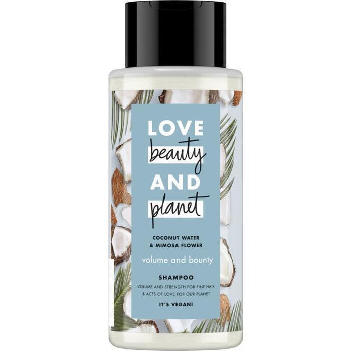 Love Beauty Planet Coconut water & mimosa flower shampoo (40cl)