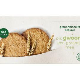 g'woon Granenbiscuit naturel