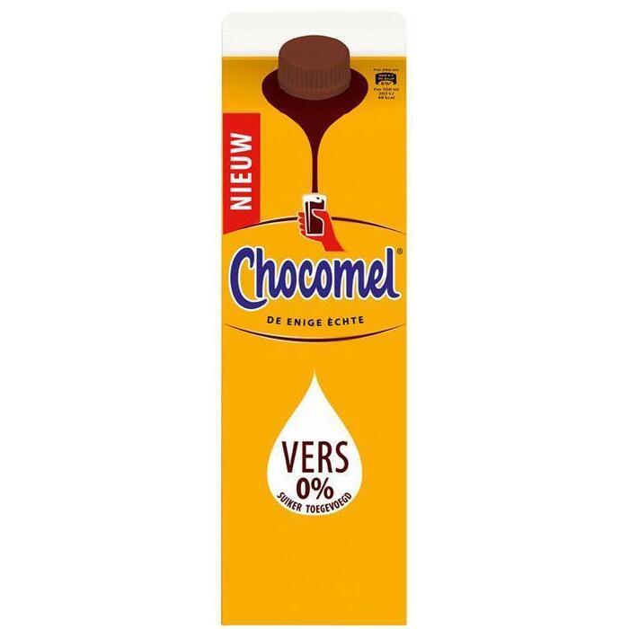Verse Chocomel Mager (pak, 1L)