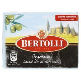 Bertolli Margarine ongezouten (250g)