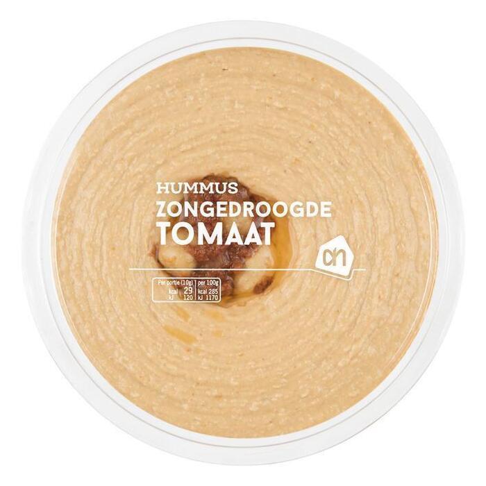 Hummus met zongedroogde tomaat (bak, 200g)