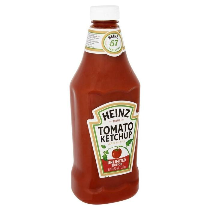 Heinz Tomatenketchup unlimited (1.5kg)