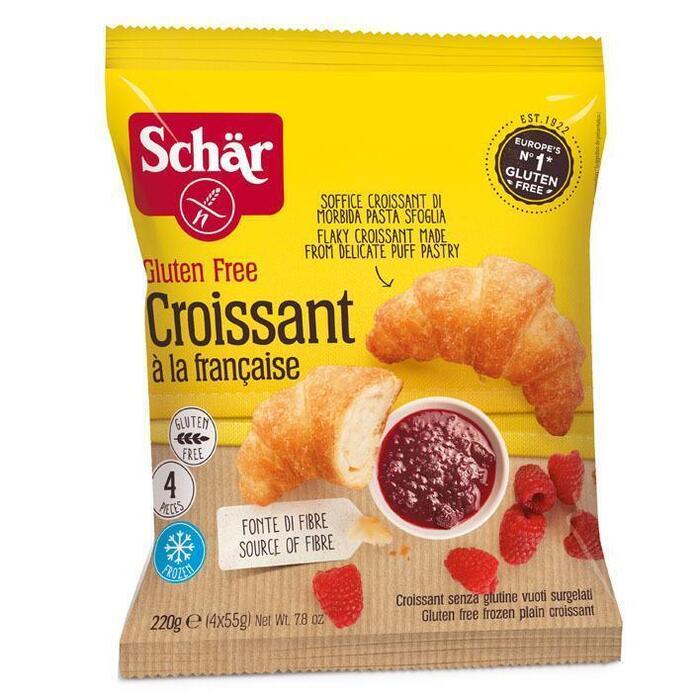 Gluten Free Croissant à La Française (Stuk, 220g)