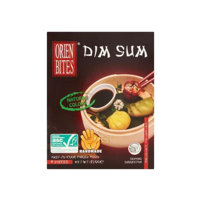 Orien Bites Dim Sum 210g (210g)