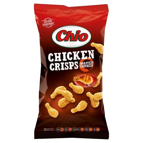 Chicken crisps roasted chicken (100g)