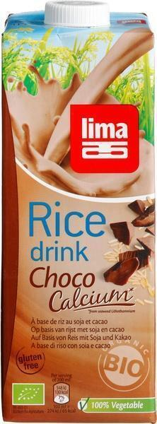 Rice drink Choc calcium (1L)