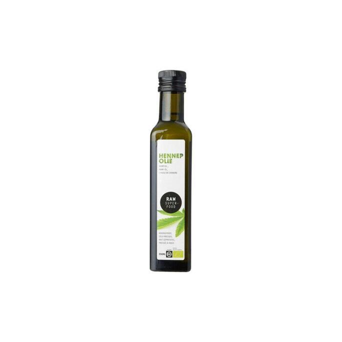 Hennepolie (fles, 250ml)