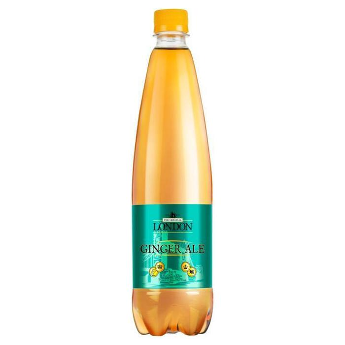Frisdrank LONDON GINGER ALE 0.75 LITER (0.75L)