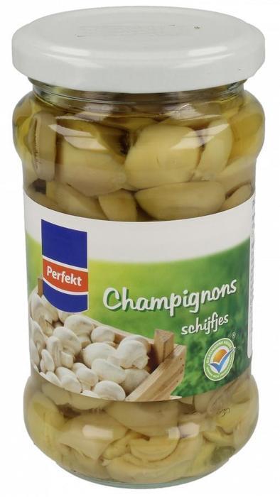 Champignonsschijfjes (pot, 280ml)