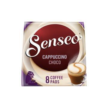 Cappuccino Choco koffiepads (92g)