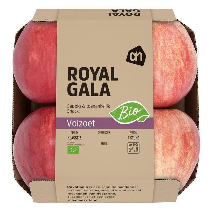Royal Gala (4 stuks)