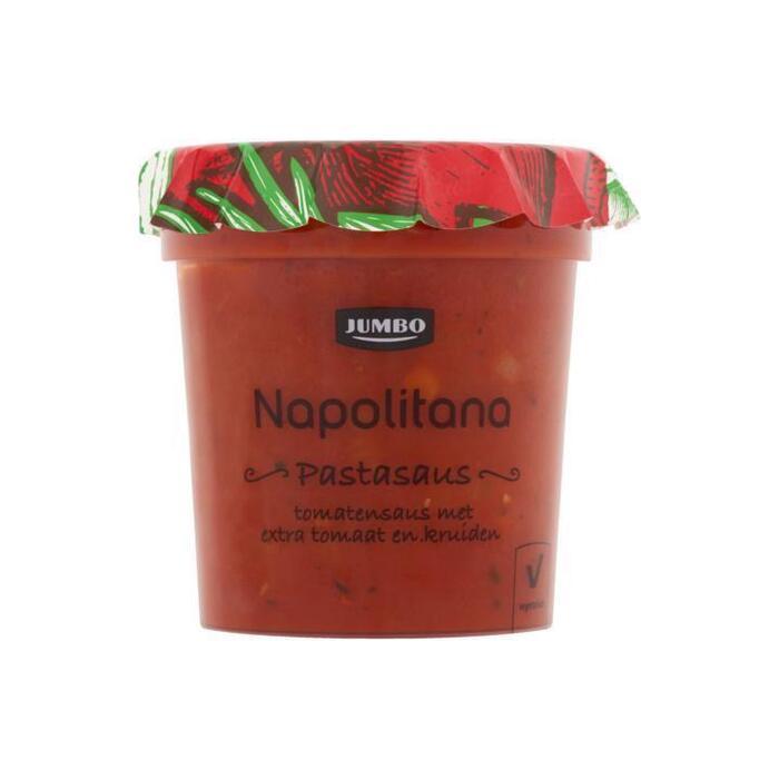 Jumbo Napolitana Pastasaus 350 g (250g)