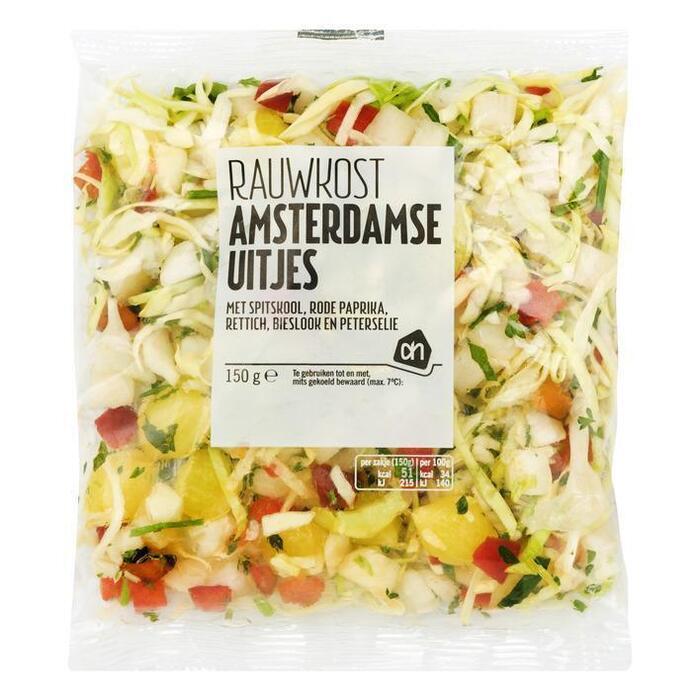 Amsterdamse Ui Rauwkost (zak, 150g)