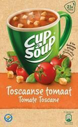 UNOX CUP-A-SOUP TOSC.TOMAATM 21 ZAKJES (bak, 21 × 336g)