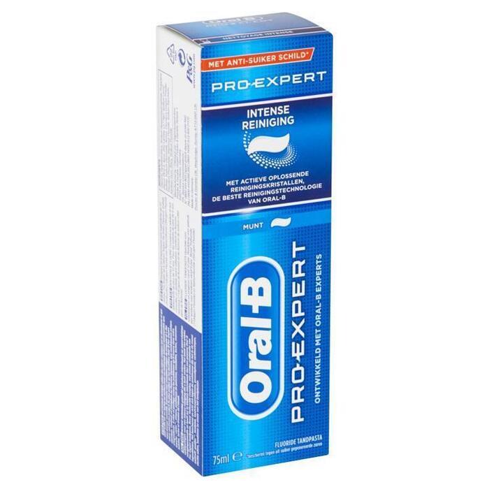 Oral-B Pro-Expert Intense Reiniging Tandpasta 75ml (75ml)