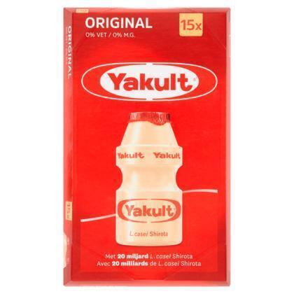 Yakult original (15 × 0.98L)