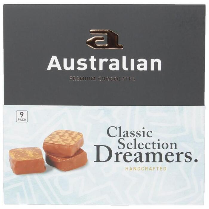 Australian 9-Pack classic selection dreamers (162g)