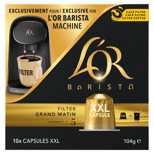 L'OR Barista cafe filtre (104g)