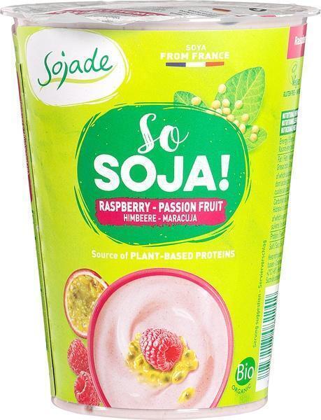 So soya! raspberry passion (400g)