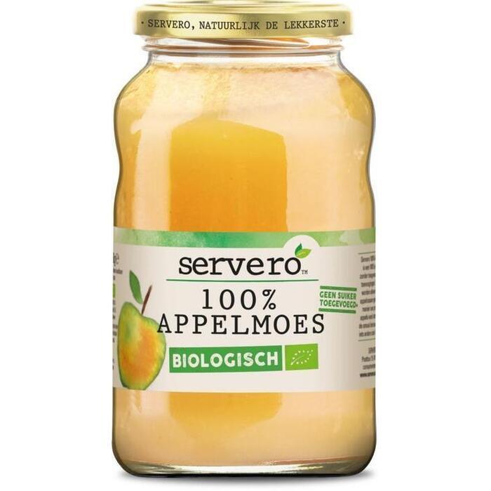 SERVERO 100% APPELMOES BIOLOGISCH 580 ML (560g)