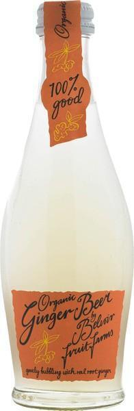 Belvoir Ginger Beer Bio (glas, 250ml)