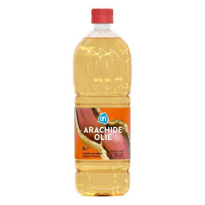 AH Arachide olie (1L)