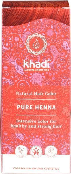 Hair colour pure henna red (100g)