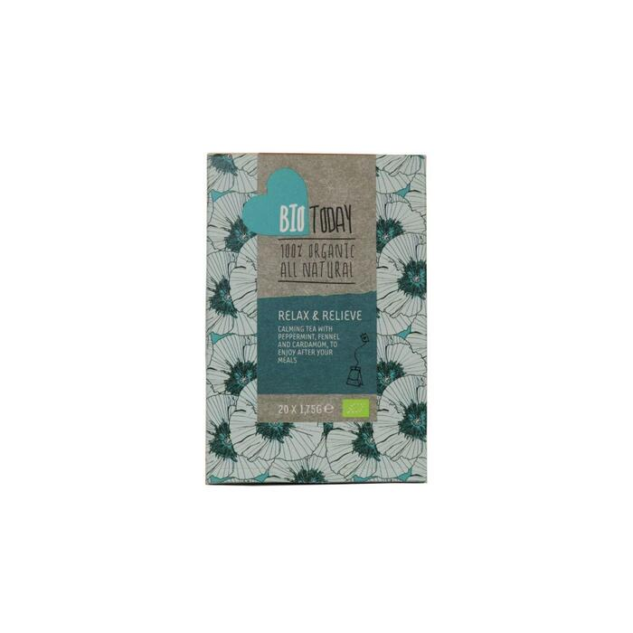 Bio Today Relax & relieve thee (20 × 35g)