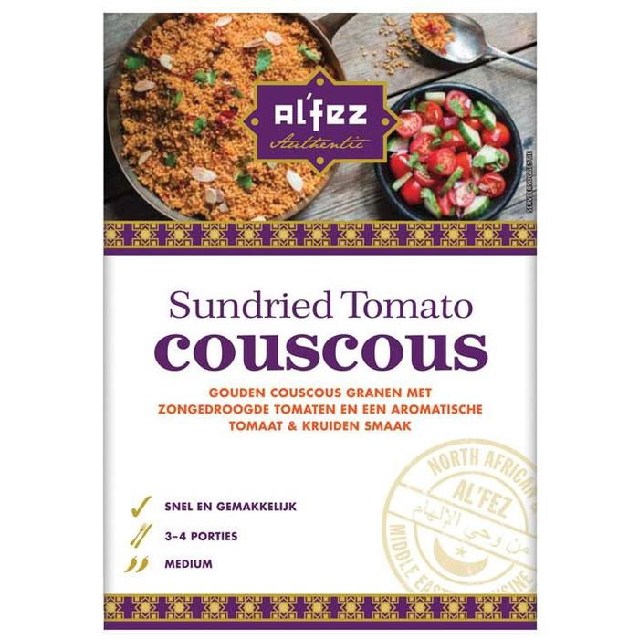 Sundried Tomato, CousCous (200g)