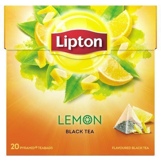 Thee lemon 1-kops (zakjes, 34g)