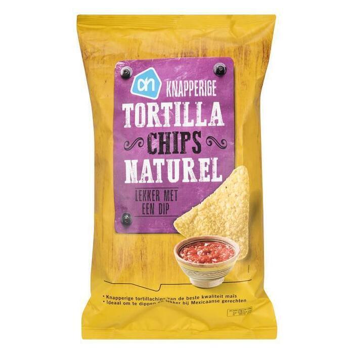 AH Tortilla chips naturel (200g)