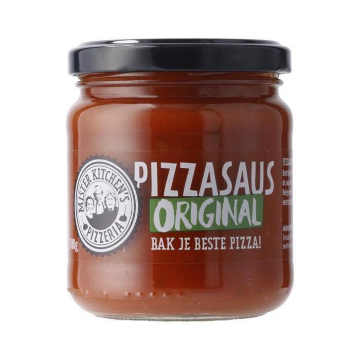 Mister Kitchen Pizzasaus Original (180g)