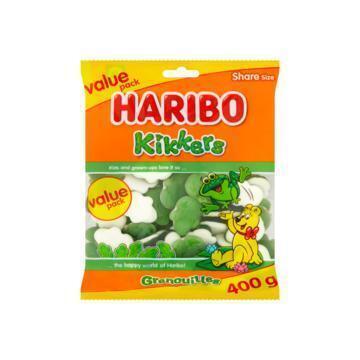 Haribo Kikkers (400g)