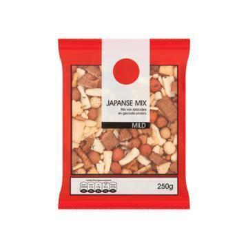 Japanse mix mild (250g)