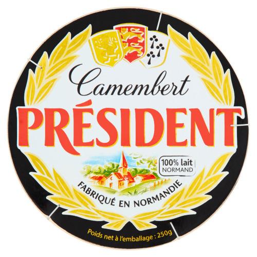 Saint Village Camembert de France 250 g (Stuk, 250g)