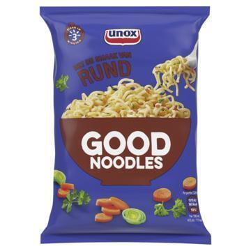 Unox Good noodles rund (70g)