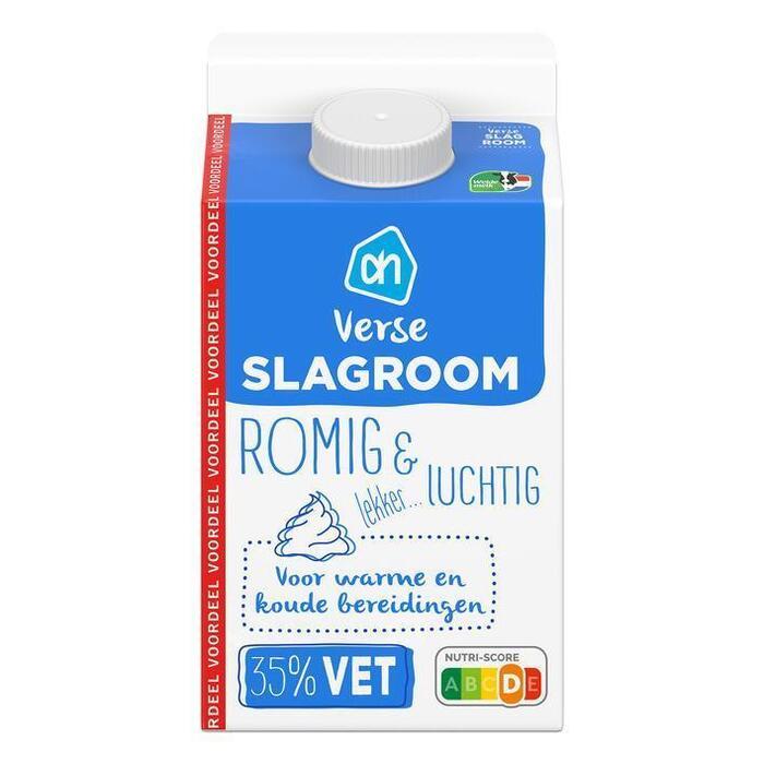 AH Slagroom voordeel (0.5L)