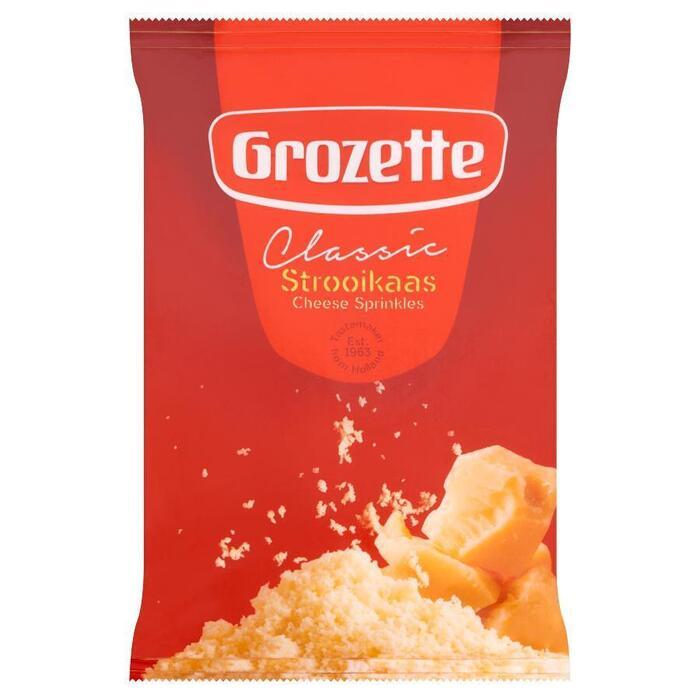 Grozett Formaggio da pasta Italia (100g)